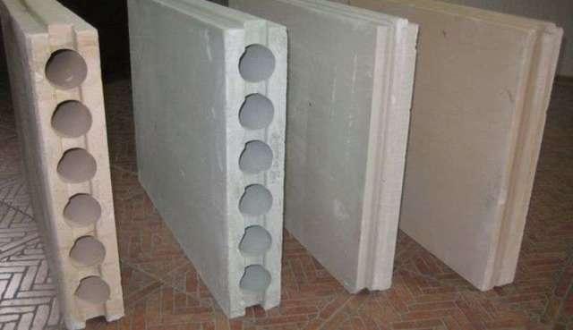 Основные плюсы и минусы пазогребневых плит