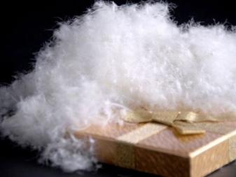Искусственный лебяжий пух — плюсы и минусы