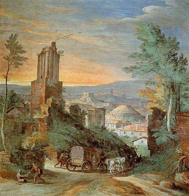 Плюсы и минусы жизни в средневековом городе
