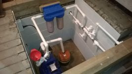 Скважина в подвале дома: преимущества и недостатки
