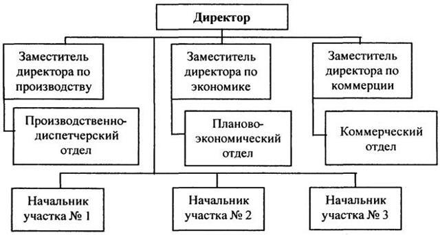 Линейно-функциональная структура: преимущества и недостатки