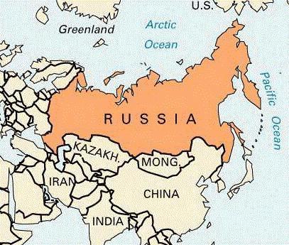 Плюсы и минусы географического положения России