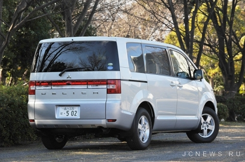 Плюсы и минусы автомобиля mitsubishi delica d:5