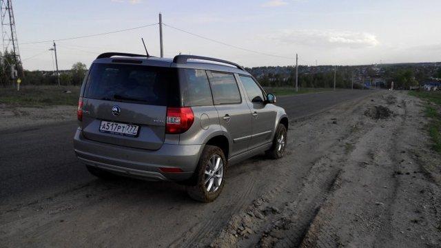 Плюсы и минусы автомобиля Шкода Йети(skoda yeti)