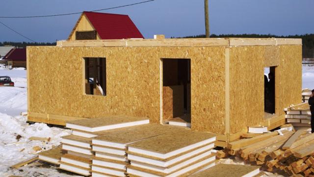 Канадская технология (sip) строительства домов: плюсы и минусы