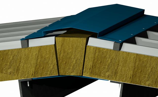 Крыша из сэндвич-панелей: плюсы и минусы
