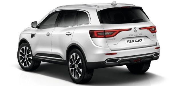 renault koleos — плюсы и минусы автомобиля