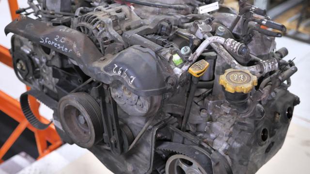 Оппозитный двигатель subaru: плюсы и минусы