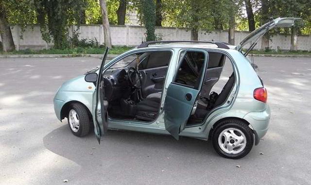 Стоит ли покупать Дэу Матиз: плюсы и минусы авто