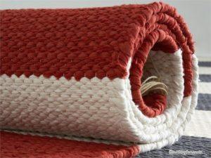 Ковры из хлопка: плюсы и минусы покупки