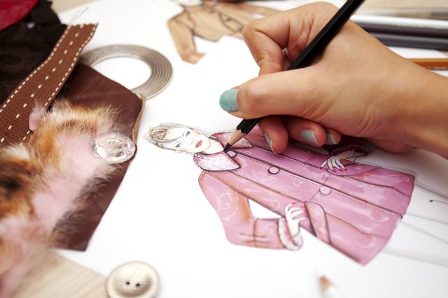 Дизайнер одежды — плюсы и минусы профессии