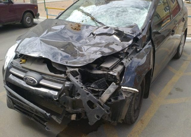 Стоит ли восстанавливать автомобиль после ДТП?