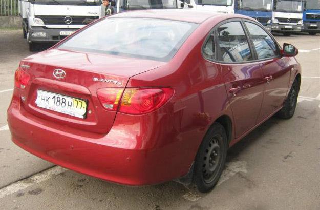 Хендай Элантра(hyundai elantra): плюсы и минусы автомобиля