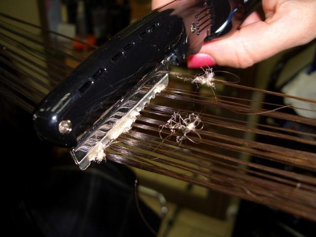 Стрижка горячей бритвой: плюсы и минусы использования