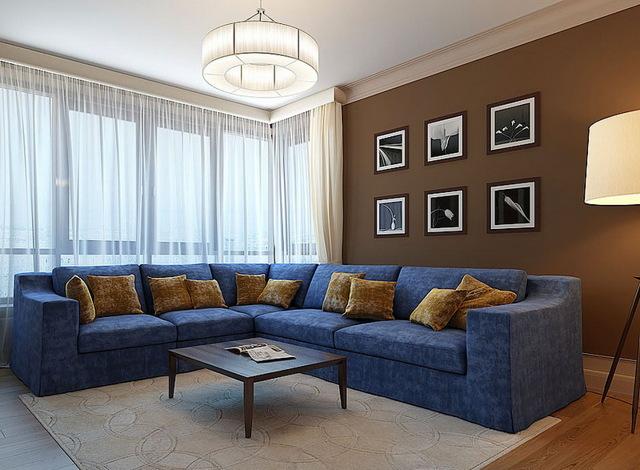 Плюсы и минусы углового дивана в доме