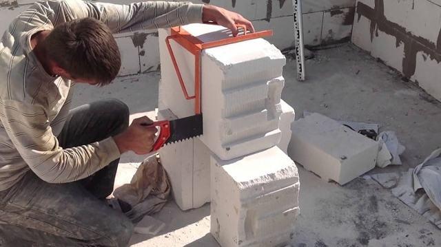 Баня из пеноблоков: плюсы, минусы и особенности