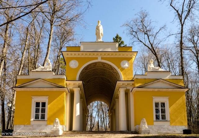 Стоит ли ехать зимой в Царицыно?