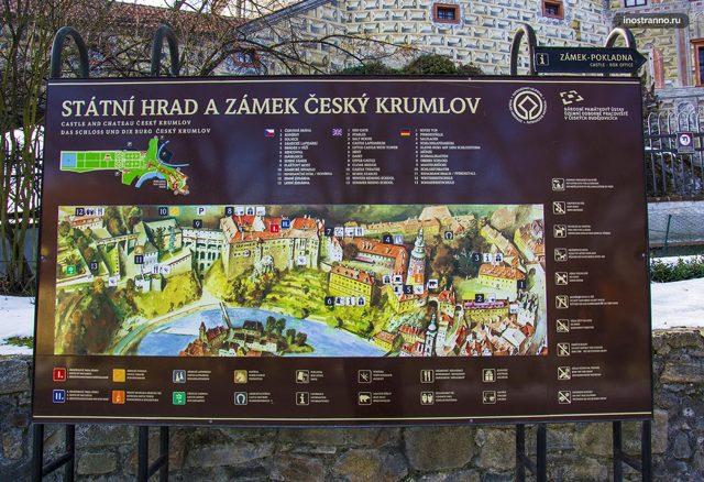 Стоит ли ехать в Чески-Крумлов?