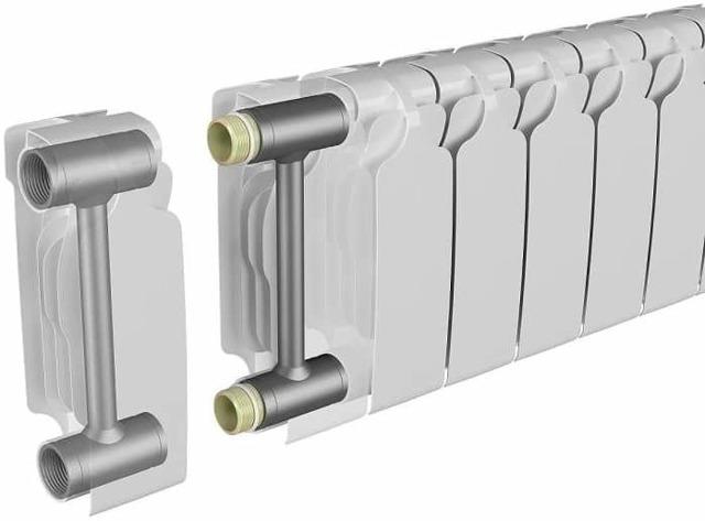 Плюсы и минусы замены чугунных батарей на биметаллические