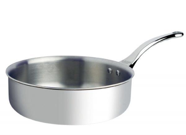 Плюсы и минусы сковородок из нержавеющей стали