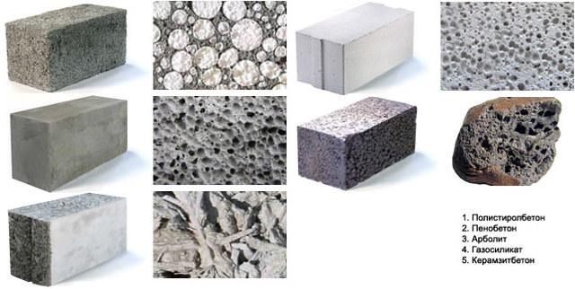Пенополистиролбетонные блоки: особенности, плюсы и минусы