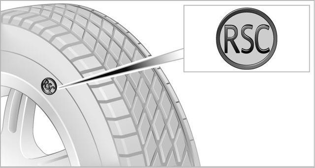 Шины по технологии runflat: особенности, плюсы и минусы