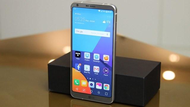 Смартфон lg g6 — стоит ли его покупать?
