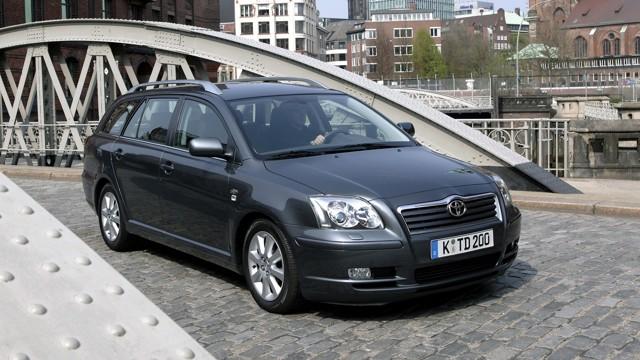 Автомобиль toyota avensis — основные плюсы и минусы