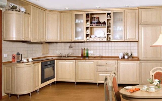 Кухни из пластика: плюсы и минусы выбора