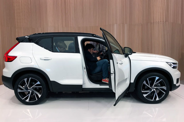 Стоит ли покупать автомобиль volvo xc40