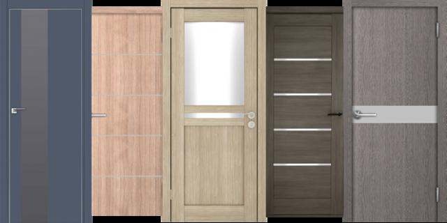 Двери из экошпона — плюсы и минусы покупки