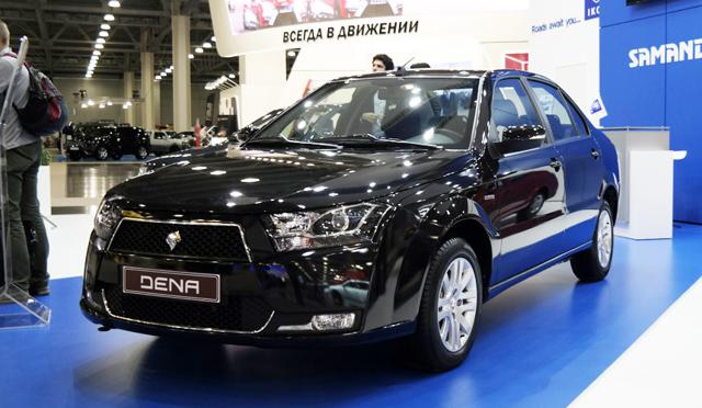 Стоит ли брать автомобиль iran khodro samand?