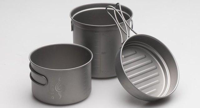Посуда из титана — плюсы и минусы выбора и использования