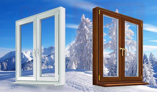 Замена окон зимой — плюсы и минусы