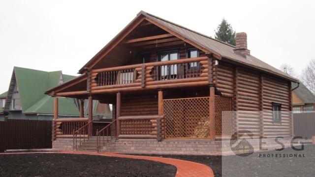 Дома из дерева: плюсы, минусы и особенности