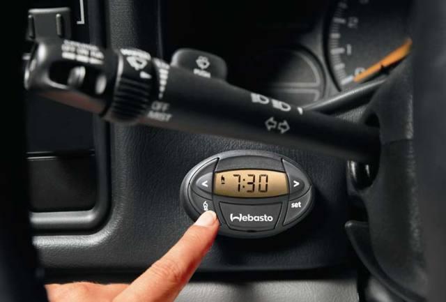 Плюсы и минусы системы Вебасто в автомобиле