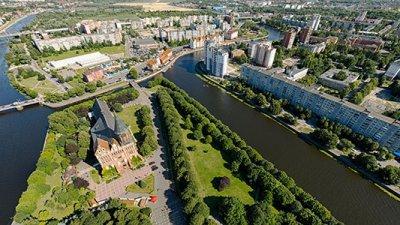 Стоит ли ехать зимой в Калининград: плюсы и минусы
