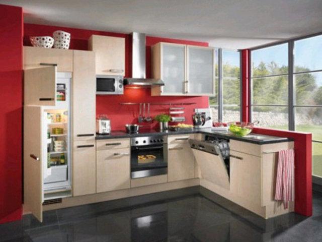 Встроенный холодильник: плюсы и минусы выбора