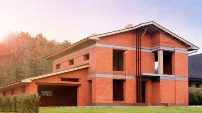 Дом из керамического кирпича: плюсы и минусы