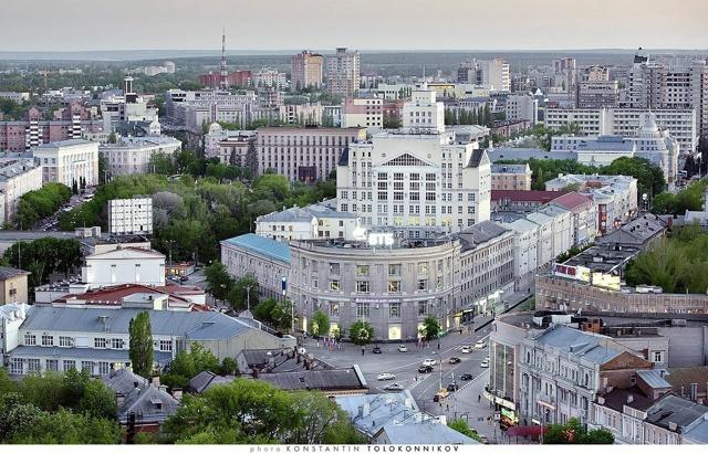 Стоит ли переезжать в Воронеж