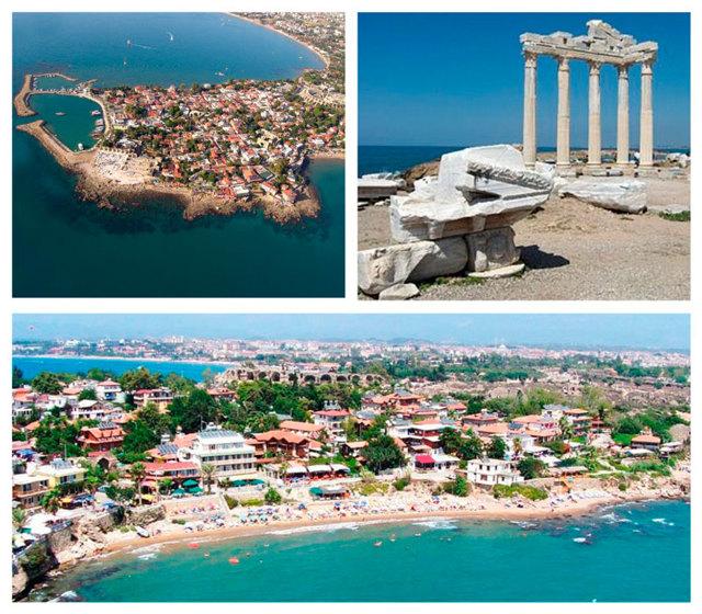 Стоит ли ехать в Турцию в марте?