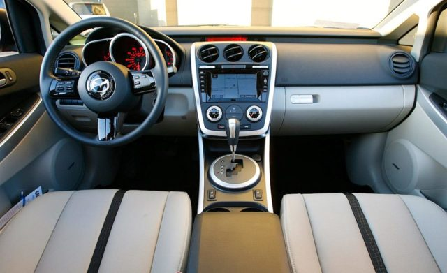 mazda СХ-7: плюсы и минусы автомобиля