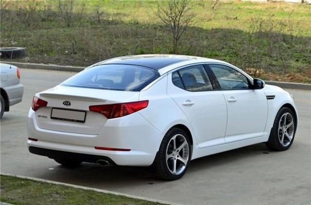 Машина белого цвета: плюсы и минусы