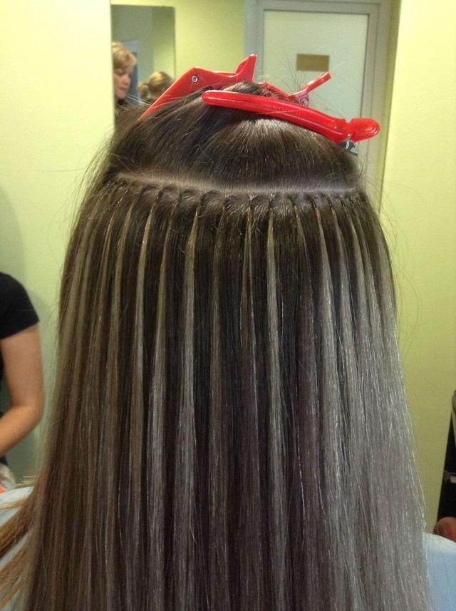Капсульное наращивание волос: плюсы и минусы метода