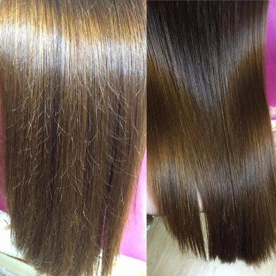 Полировка волос: плюсы, минусы и особенности