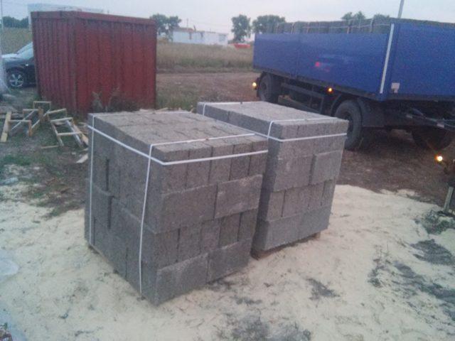 Арболитовые блоки, их плюсы и минусы