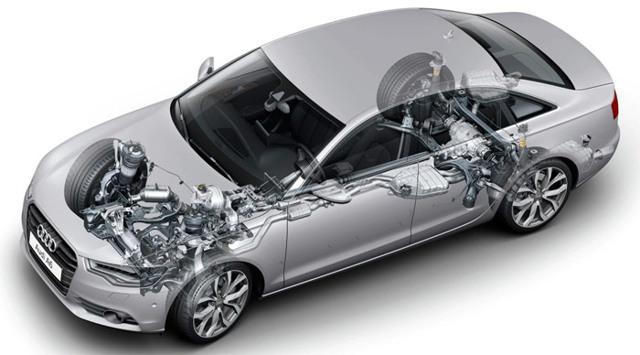 Плюсы и минусы автомобиля Ауди a6