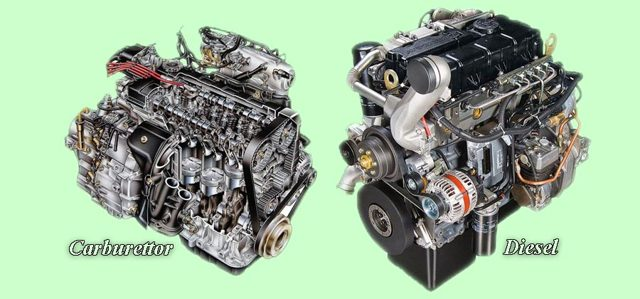 Основные плюсы и минусы карбюраторного двигателя