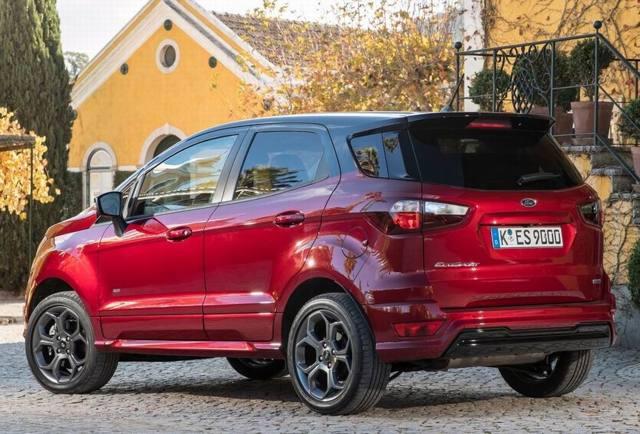 ford ecosport — плюсы и минусы выбора автомобиля