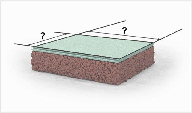 Строительная плита для пола — плюсы и минусы использования